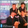 DIABLOS NEGROS, LOS - LOS BOTINES -MANOLO PELAYO ( RO 52222 )