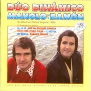 DÚO DINÁMICO, VOL. 1 (1968) ( RM 52392 )