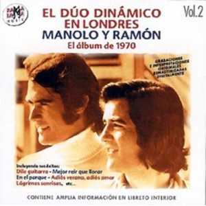 DÚO DINÁMICO, VOL. 2 (MANOLO Y RAMÓN) ( RM 52522 )