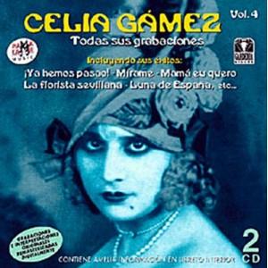 GÁMEZ, CELIA   VOL 4 ( RO–52802 )