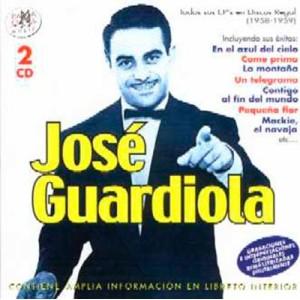 GUARDIOLA,  JOSÉ VOL. 1 ( RO 51172 )