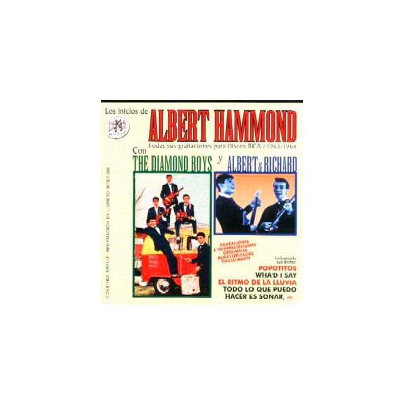 HAMMOND, ALBERT VOL. 2 (1963- 1964) ( RM 51522 )