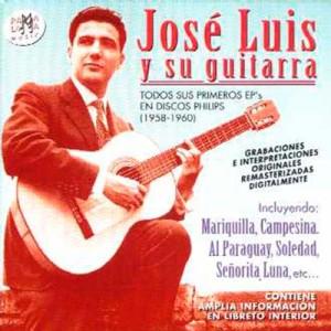 JOSE LUIS Y SU GUITARRA ( RM 50692 )