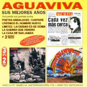 AGUAVIVA VOL. 1 (1970-1973) ( RO 50012 )