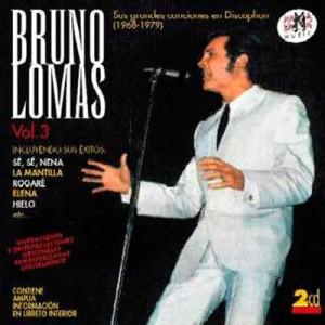 LOMAS, BRUNO VOL. 3 (1968-1979) ( RO 52022 )