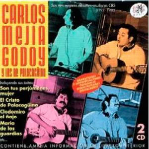 MEJIA GODOY, CARLOS  Y LOS DE PALACAGÜINA ( RO 51102 )