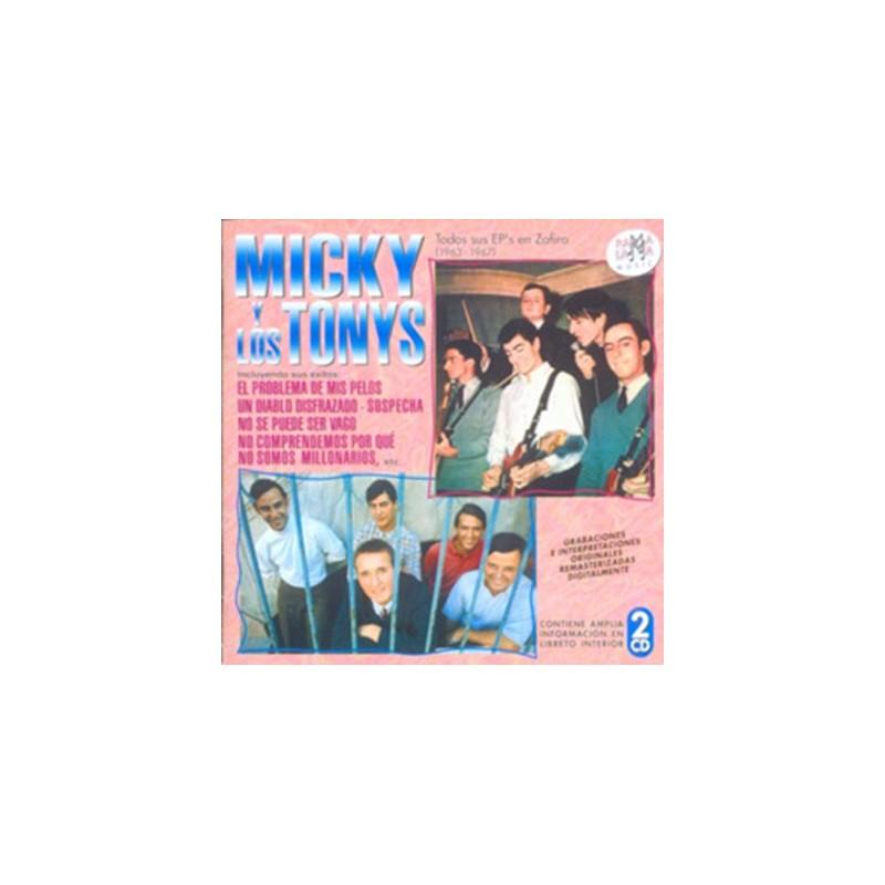 MICKY Y LOS TONYS  ( RO 52242 )