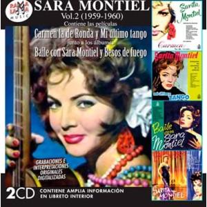 MONTIEL, SARA VOL. 2 ( RO 54482 )