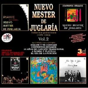 NUEVO MESTER DE JUGLARIA, VOL. 2 (1978-1984) ( RQ 51702 )
