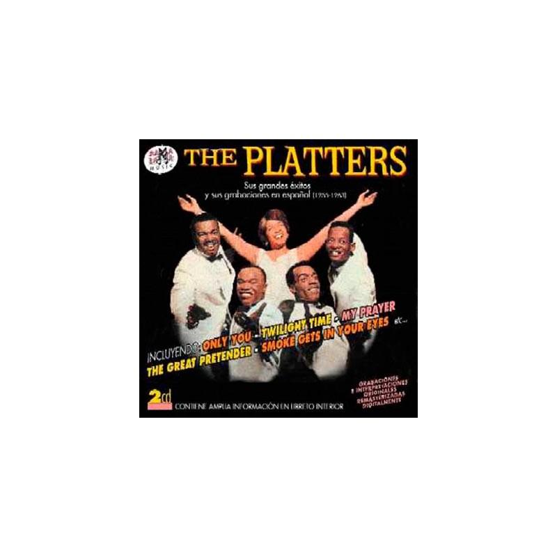 PLATTERS, LOS ( RO 52012 )