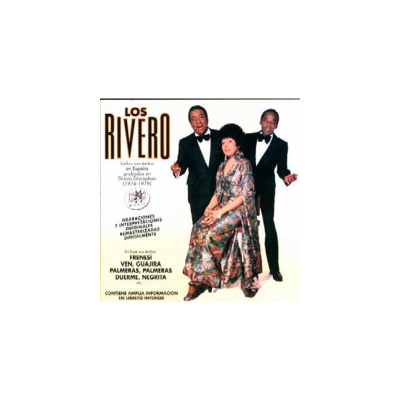 RIVERO, LOS  (1976-1979) ( RM 50712 )
