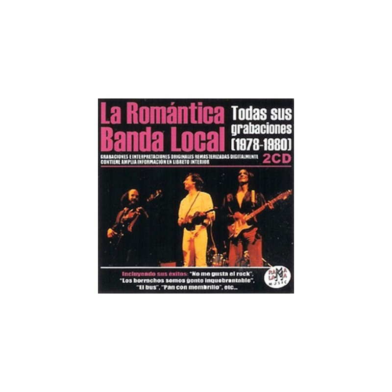 ROMÁNTICA BANDA LOCAL, LA  ( RO 52262 )