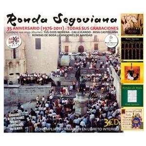 RONDA SEGOVIANA. 35 ANIVERSARIO. TODAS SUS GRABACIONES ( RQ-54642 )