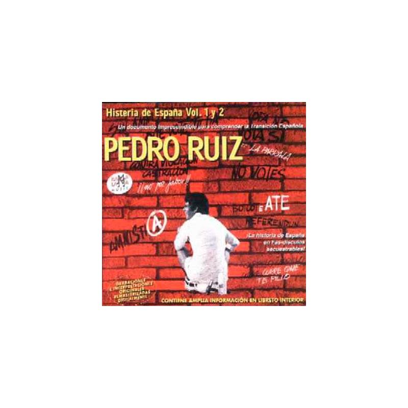 RUIZ,  PEDRO  VOL. 1 Y 2 (1976-1977). ( RM 50792 )