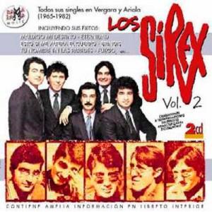 SIREX, LOS VOL. 2 (1965-1982) ( RO 51992 )