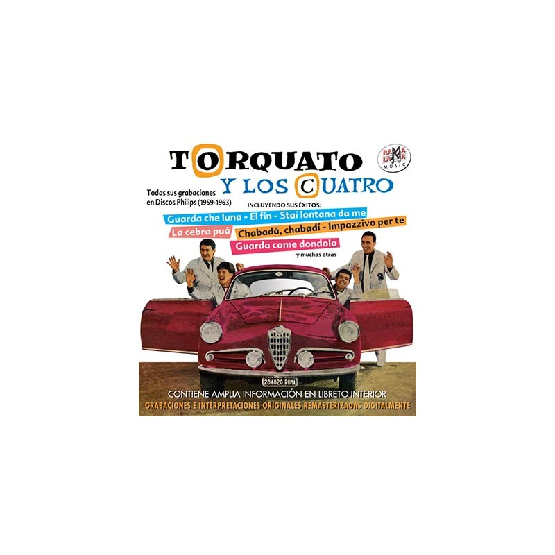 TORQUATO Y LOS 4 ( RM-53672 )