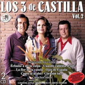 TRES DE CASTILLA, LOS VOL. 2 ( RO-53612 )