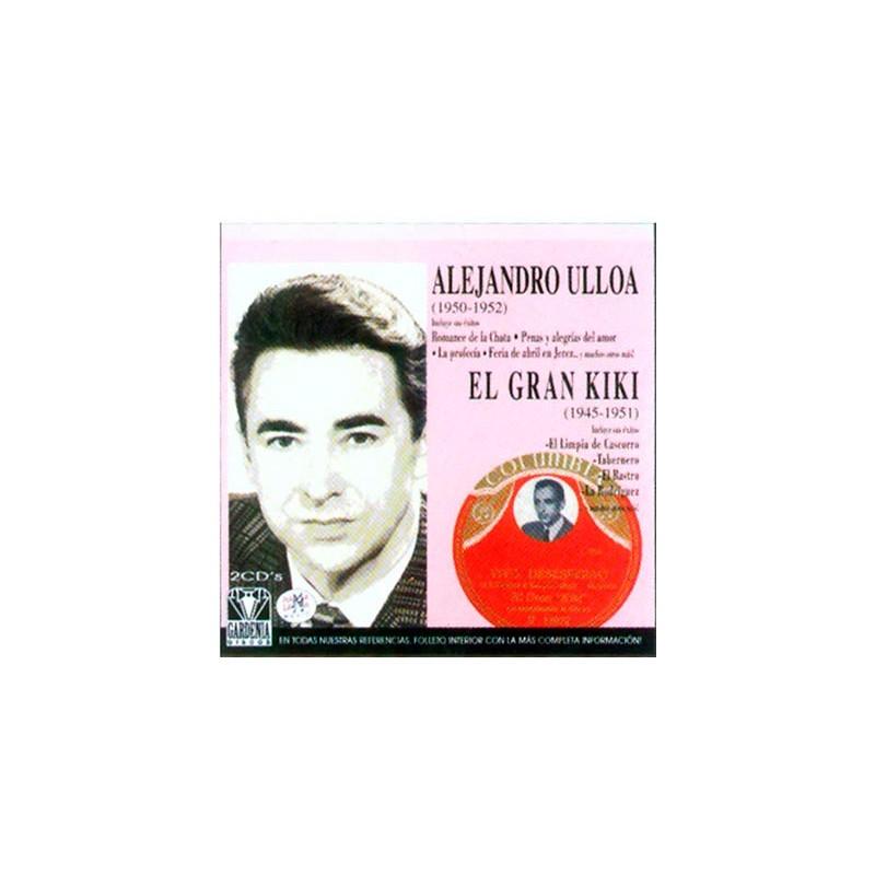 ULLOA, ALEJANDRO  (1950-1952) Y EL GRAN KIKI (1945-1951) ( RO 52492 )