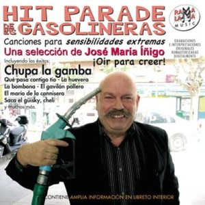 VARIOS - EL HIT PARADE DE LAS GASOLINERAS ( RM-53492 )
