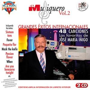VARIOS - EL MUSIQUERO 2 ( RO-53212 )