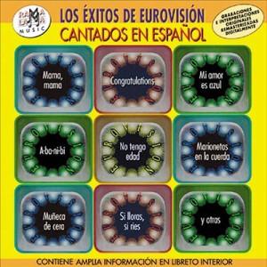 VARIOS - EUROVISIÓN, LOS ÉXITOS DE   ( RM-53592 )