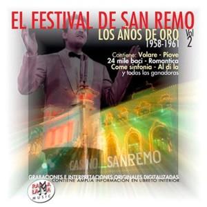 VARIOS - FESTIVAL DE SAN REMO VOL. 2 ( RM 54492 )