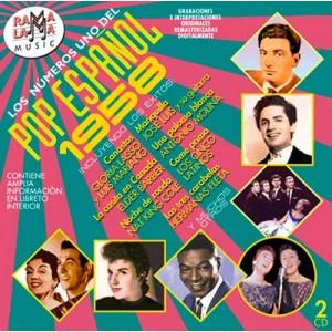 VARIOS - LOS NÚMEROS 1 DEL POP ESPAÑOL 1958 ( RO 54452 )
