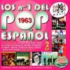 VARIOS - LOS NÚMEROS 1 DEL POP ESPAÑOL 1963 ( RO-53462 )