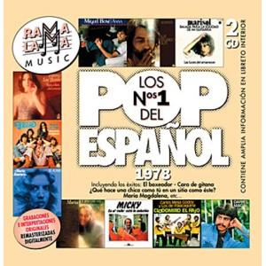 VARIOS - LOS NÚMEROS 1 DEL POP ESPAÑOL 1978 ( RO-53322 )