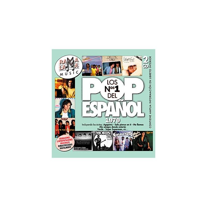 VARIOS - LOS NÚMEROS 1 DEL POP ESPAÑOL 1979 ( RO-53332 )