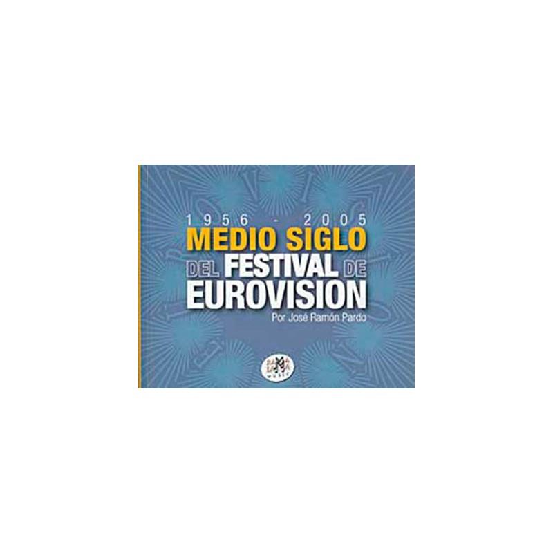 VARIOS - MEDIO SIGLO DEL FESTIVAL DE EUROVISIÓN 1956-2005 ( RF-298 )