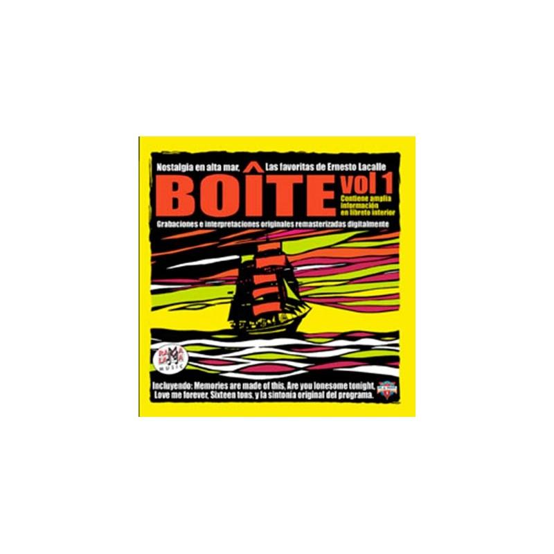 VARIOS - MEMORIAS DE LA RADIO BOÎTE ( RO-53012 )