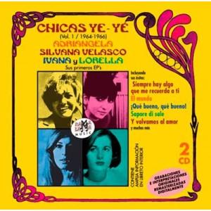 VARIOS - CHICAS YE-YÉ / Vol. 1 (1964-1966) ( RO-53412 )