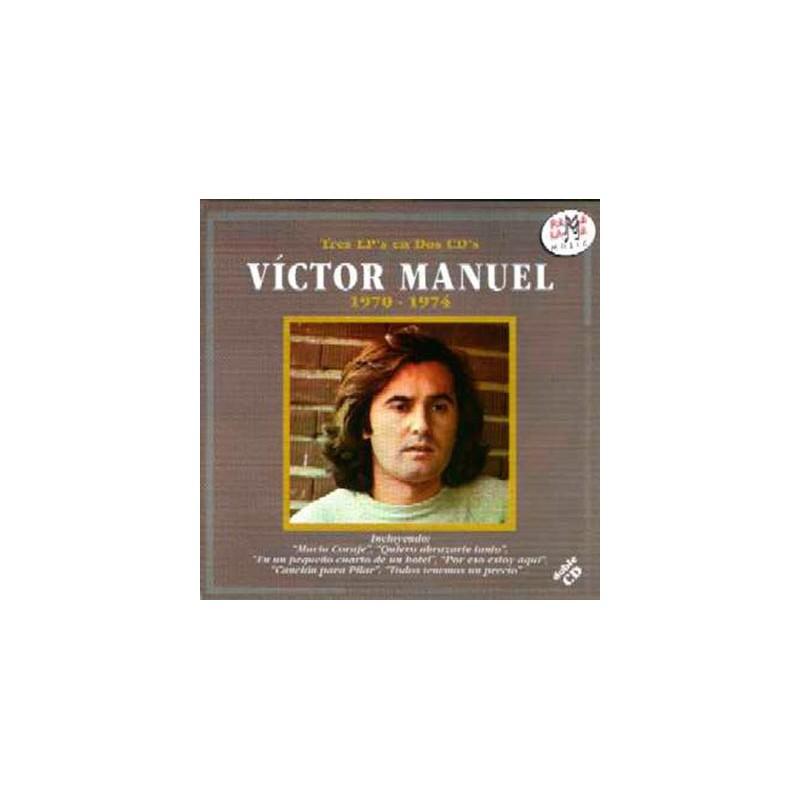 VICTOR MANUEL, VOL. 1 (1970-1974) ( RO 50152 )