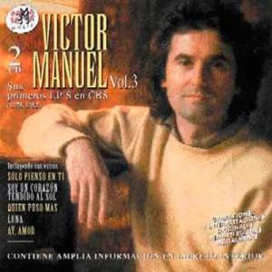 VÍCTOR MANUEL, VOL. 3 (1978-1982) ( RO 51732 )
