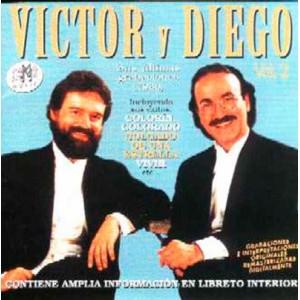 VICTOR Y DIEGO, VOL. 2 (1986) ( RM 51602 )