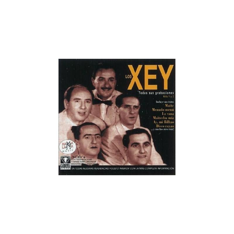 XEY, LOS VOL. 1 Y 2 ( RQ 52612 )