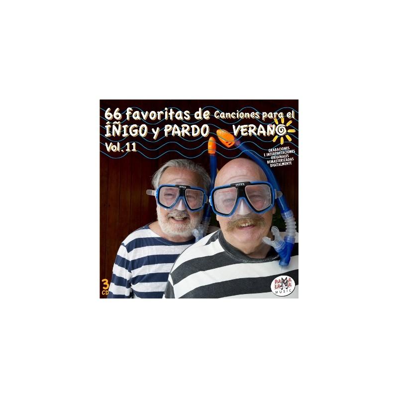 VARIOS - LAS 66 FAVORITAS DE IÑIGO Y PARDO VOL. 11 ( RQ 55392 )