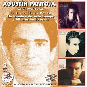 PANTOJA, AGUSTÍN VOL 2 (1987-1994) ( RO 55532 )