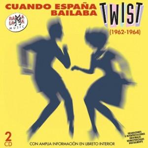 VARIOS - CUANDO ESPAÑA BAILABA TWIST ( RO 55512 )