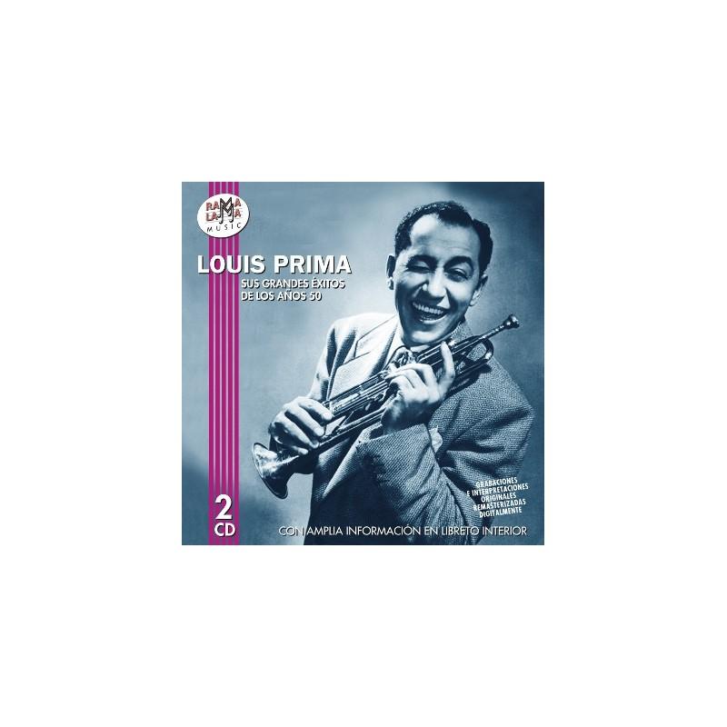 LOUIS PRIMA - SUS GRANDES ÉXITOS DE LOS AÑOS 50 ( RO 55502 )