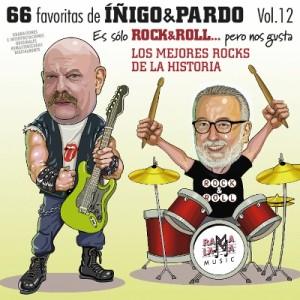 VARIOS - LAS 66 FAVORITAS DE IÑIGO Y PARDO VOL. 12 ( RQ 55582 )