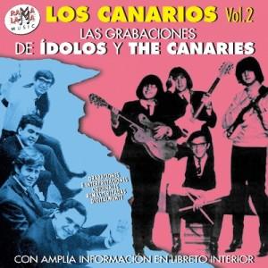 CANARIOS, LOS vol. 2 ( RM-55692 )
