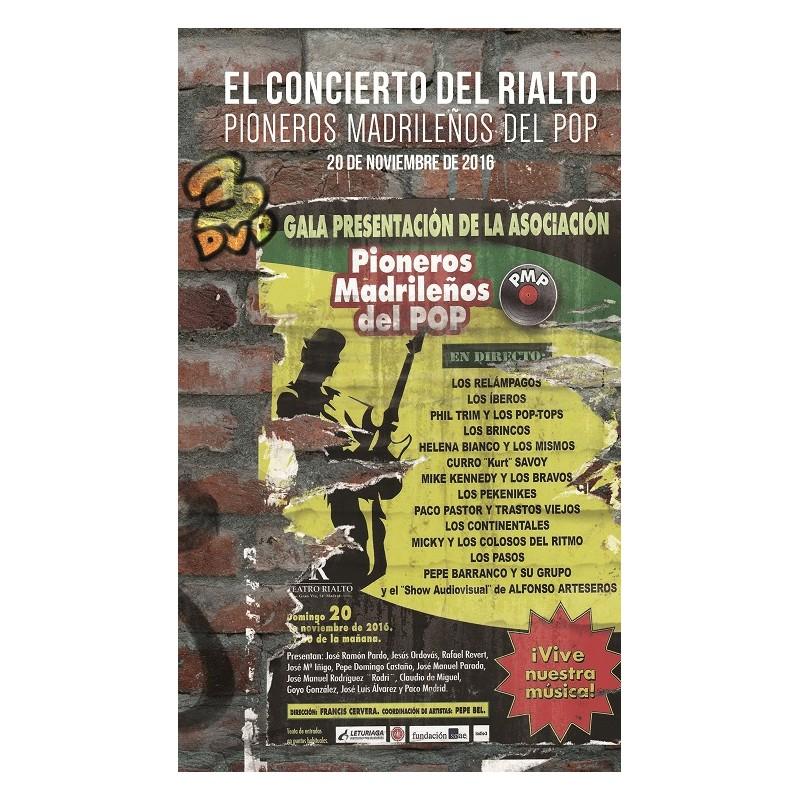EL CONCIERTO DEL RIALTO - 3DVD ( DV 55882 )