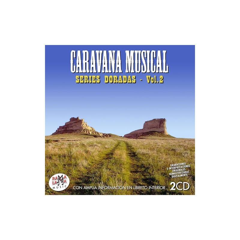 VARIOS - CARAVANA MUSICAL vol. 2 ( RO 55372 )