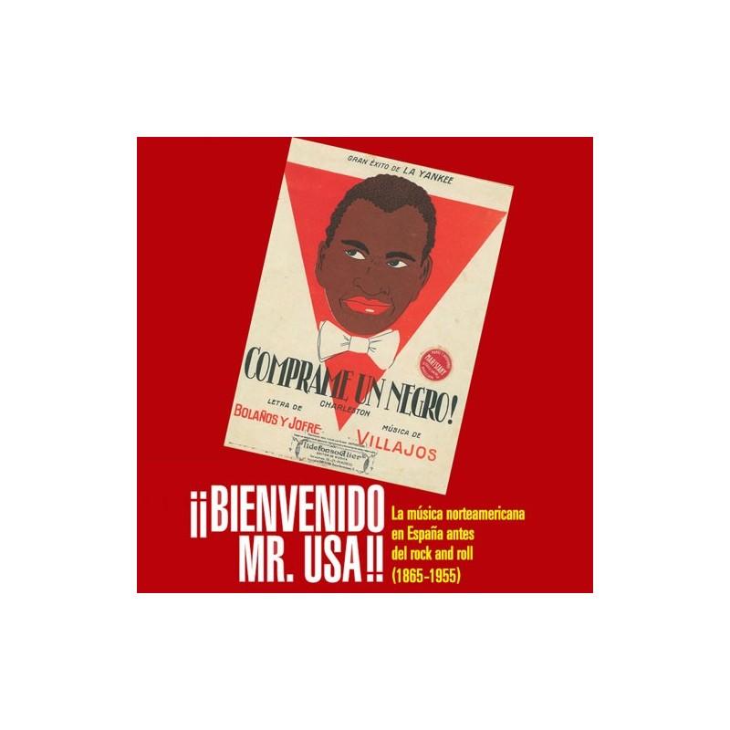 VARIOS - BIENVENIDO MR. USA ( RO 55352  )