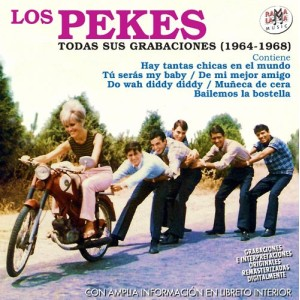 PEKES, LOS - TODAS SUS...