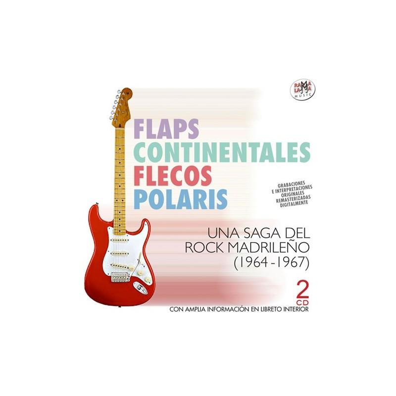 FLAPS, CONTINENTALES, FLECOS Y POLARIS ( RO 55082 )