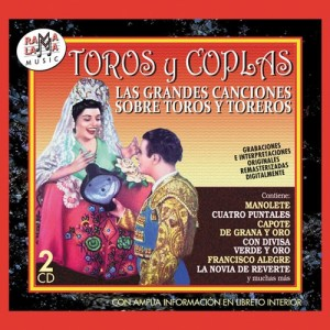 VARIOS - TOROS Y COPLAS ( RO 54882 )