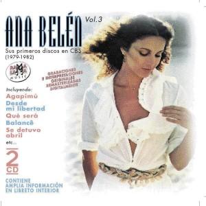 ANA BELÉN - VOL. 3 (1979-1982)